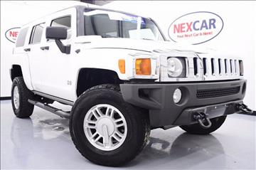 2007 HUMMER H3 for sale in Spring, TX