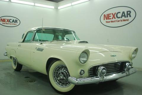 1956 Ford Thunderbird for sale in Spring, TX