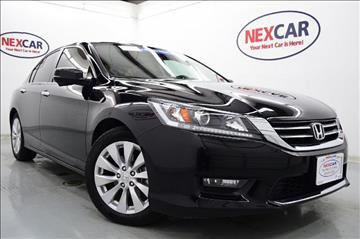 2014 Honda Accord for sale in Spring, TX