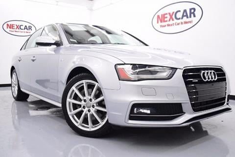 2015 Audi A4 for sale in Spring, TX