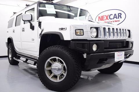 2005 HUMMER H2 for sale in Spring, TX