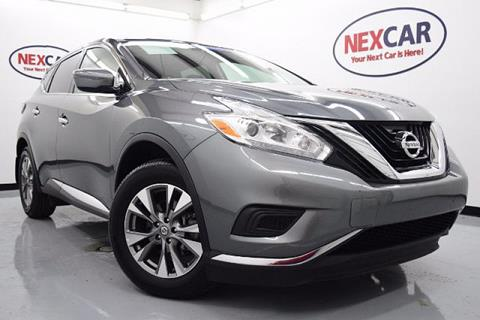 2016 Nissan Murano for sale in Spring TX