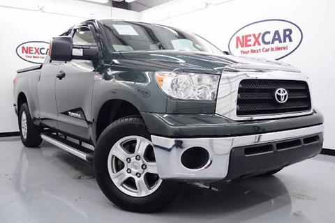 2007 Toyota Tundra for sale in Spring, TX