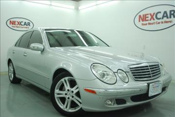 2005 Mercedes-Benz E-Class for sale in Spring, TX