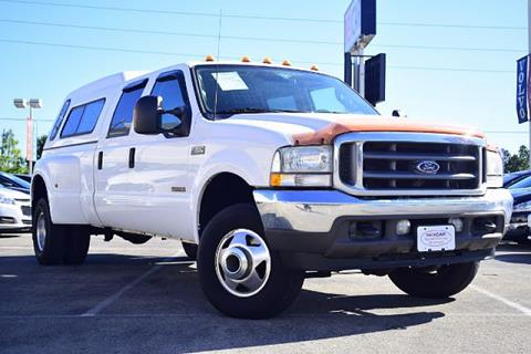 2003 Ford F-350 Super Duty for sale in Spring, TX