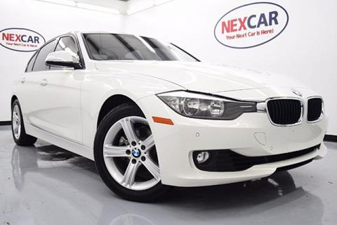 2015 BMW 3 Series for sale in Spring, TX