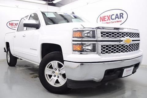 2015 Chevrolet Silverado 1500 for sale in Spring, TX