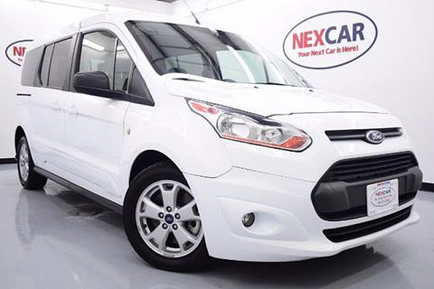 2016 Ford Transit Connect Wagon for sale in Spring, TX
