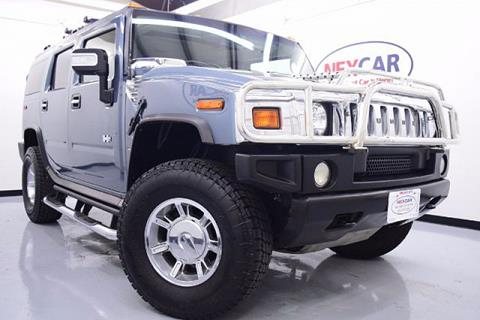 2006 HUMMER H2 for sale in Spring, TX