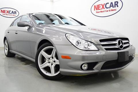 2011 Mercedes-Benz CLS for sale in Spring, TX