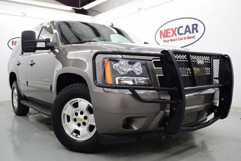 2013 Chevrolet Tahoe for sale in Spring TX