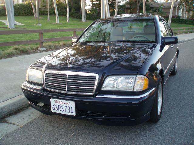 1999 mercedes benz c class 4dr c230 supercharged sedan in for Mercedes benz mission viejo