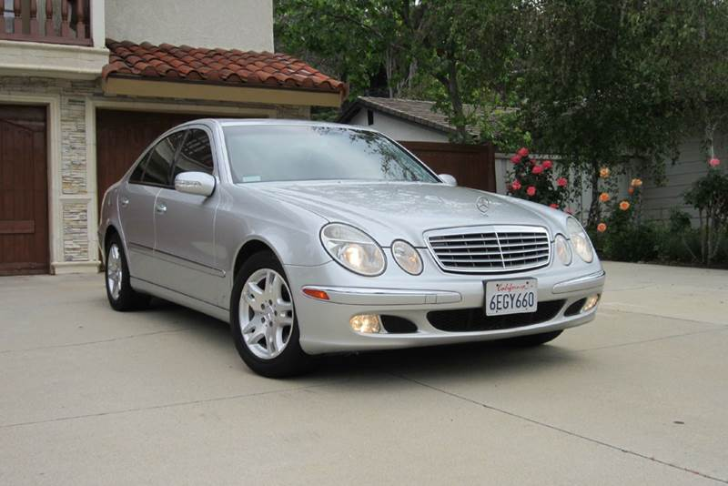 2004 mercedes benz e class e320 4dr sedan in mission viejo