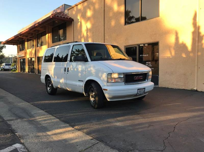2002 GMC Safari for sale in Mission Viejo, CA
