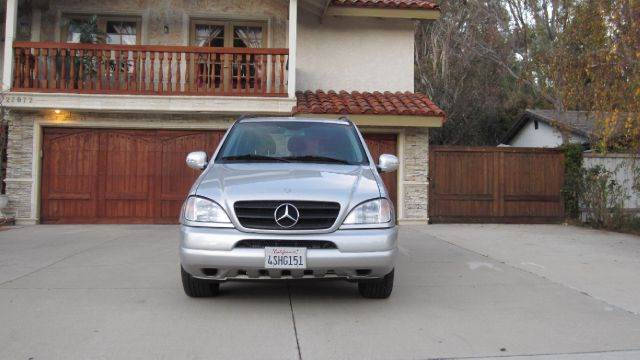 Used 2001 mercedes benz m class for sale for Mercedes benz mission viejo