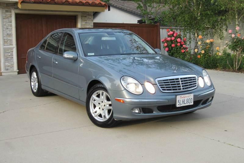 2005 mercedes benz e class e320 4dr sedan in mission viejo for Mercedes benz mission viejo
