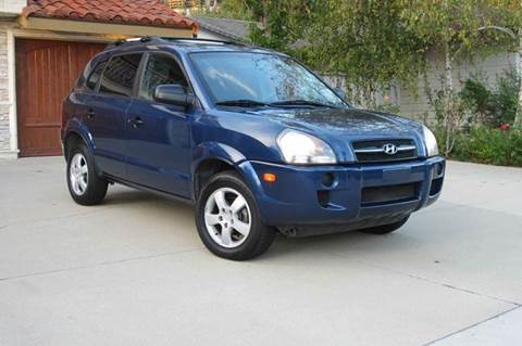2006 Hyundai Tucson for sale in Mission Viejo, CA