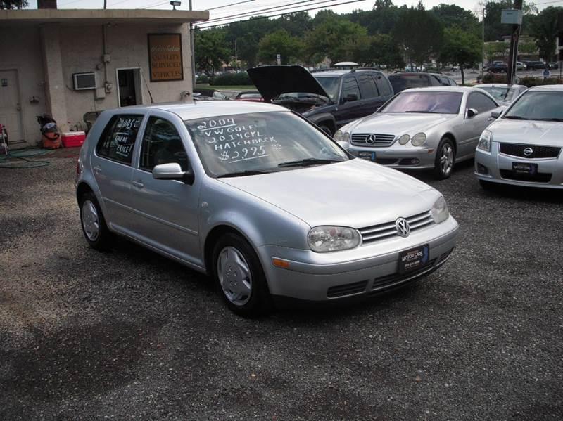 2004 Volkswagen Golf GL 4dr Hatchback In Middletown NJ  Preferred
