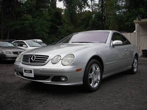 2003 Mercedes-Benz CL-Class for sale in Middletown, NJ