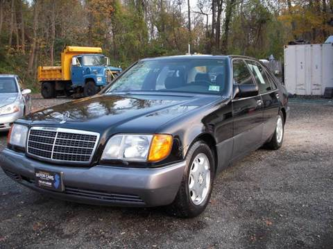 1994 Mercedes-Benz S-Class for sale in Middletown, NJ