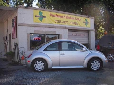 2001 Volkswagen New Beetle for sale in Middletown, NJ