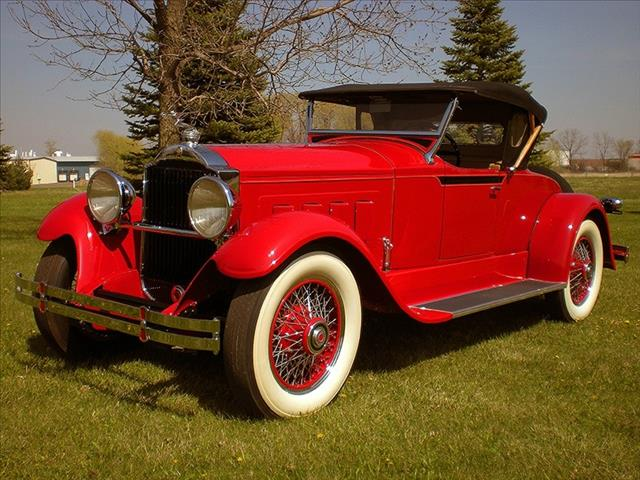 1929 Packard Speedster Runabout for sale in Rogers MN