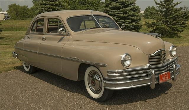 1950 Packard Standard 8 for sale in Rogers MN