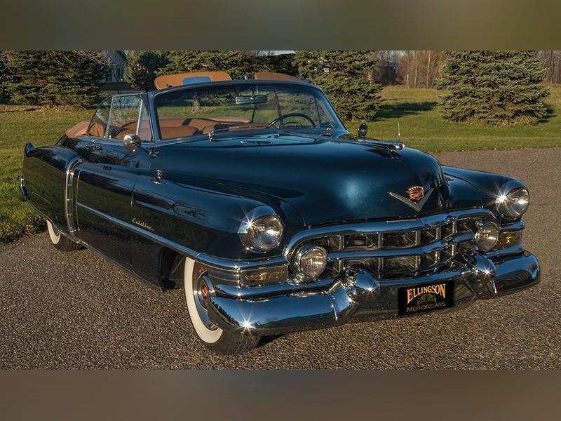 1952 Cadillac Series 62 1