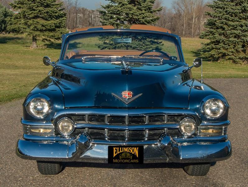 1952 Cadillac Series 62 2