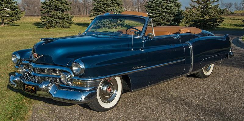 1952 Cadillac Series 62 3
