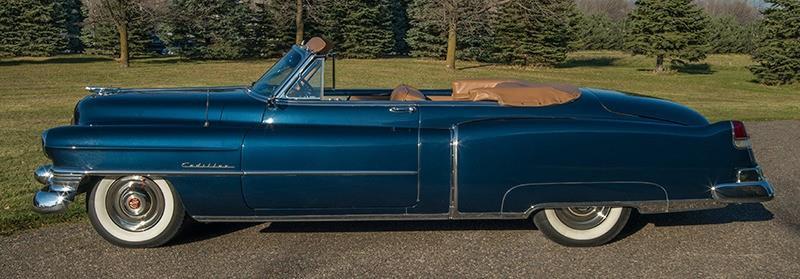 1952 Cadillac Series 62 4