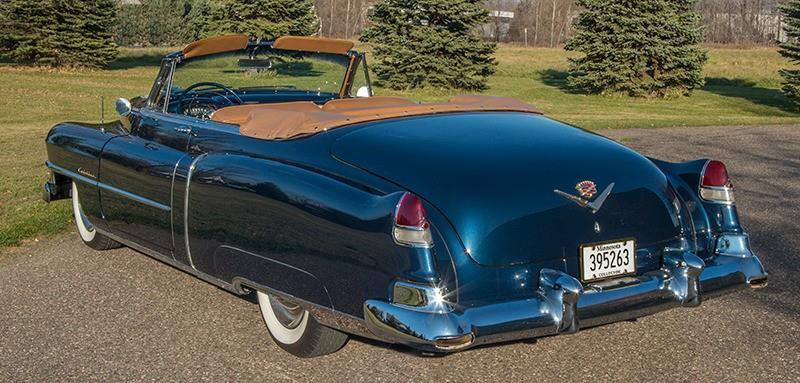 1952 Cadillac Series 62 5