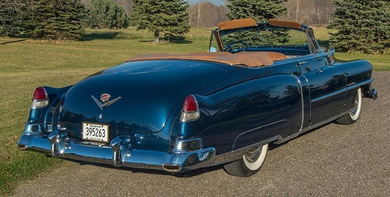 1952 Cadillac Series 62 7
