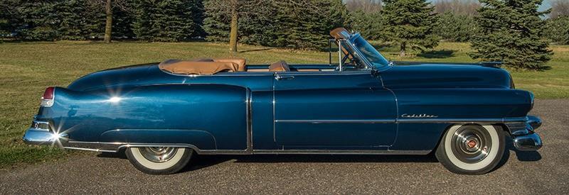 1952 Cadillac Series 62 8