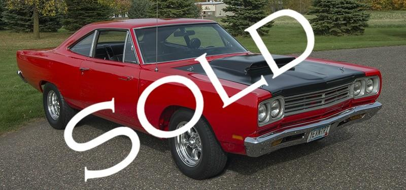 1969 Plymouth Roadrunner Street Machine for sale