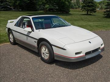 1984 Pontiac Fiero for sale in Rogers, MN