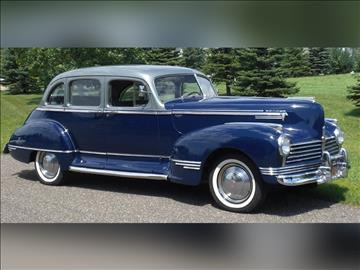 1942 Hudson Commodore Eight