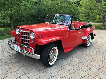 1950 Willys Jeepster for sale in Rogers, MN