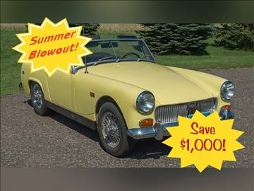 1969 MG Midget for sale in Rogers, MN
