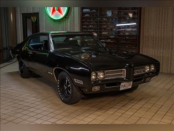 1969 Pontiac GTO for sale in Rogers, MN