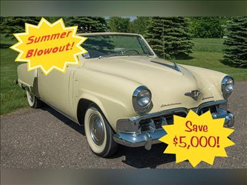 1952 Studebaker Champion Convertible for sale in Rogers, MN