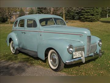 1940 Nash Lafayette for sale in Rogers, MN