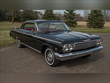 Amdahl Motors Chevy >> 1962 Chevrolet Impala For Sale - Carsforsale.com