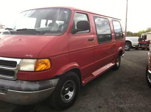 2000 Dodge Ram Van for sale in Mcalester, OK