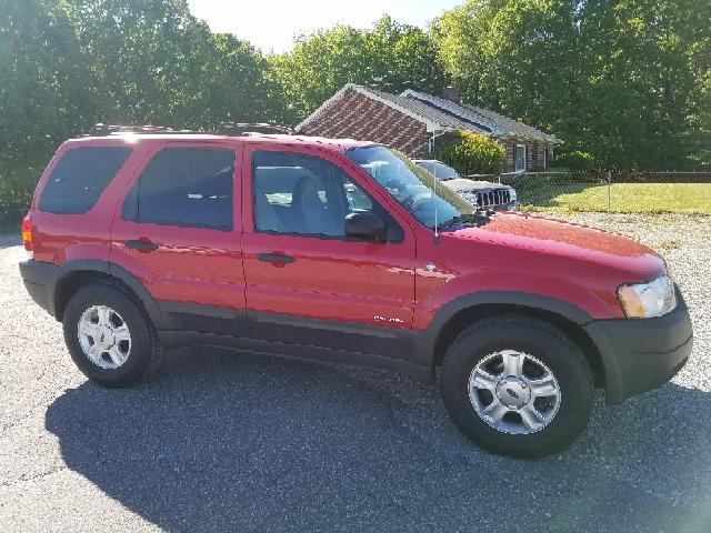 2001 Ford Escape XLT 4WD 4dr SUV - Rocky Mount VA