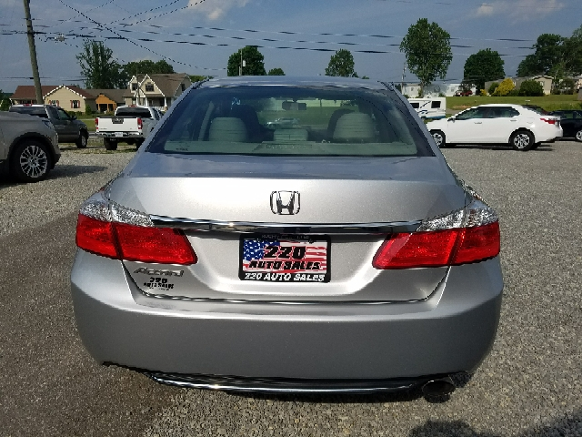 2014 Honda Accord LX 4dr Sedan CVT - Rocky Mount VA