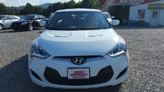 2015 Hyundai Veloster 3dr Coupe - Rocky Mount VA