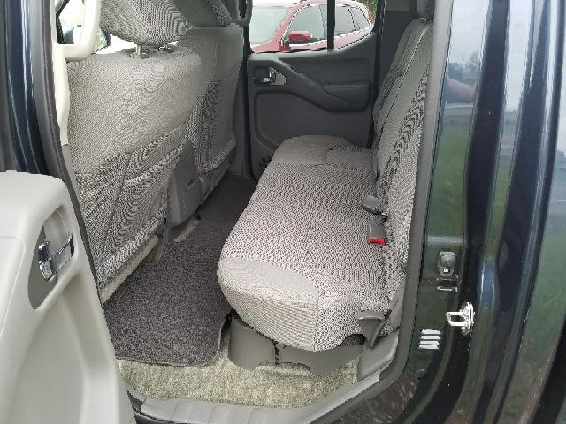 2017 Nissan Frontier 4x4 SV 4dr Crew Cab 5 ft. SB 5A (midyear release) - Rocky Mount VA