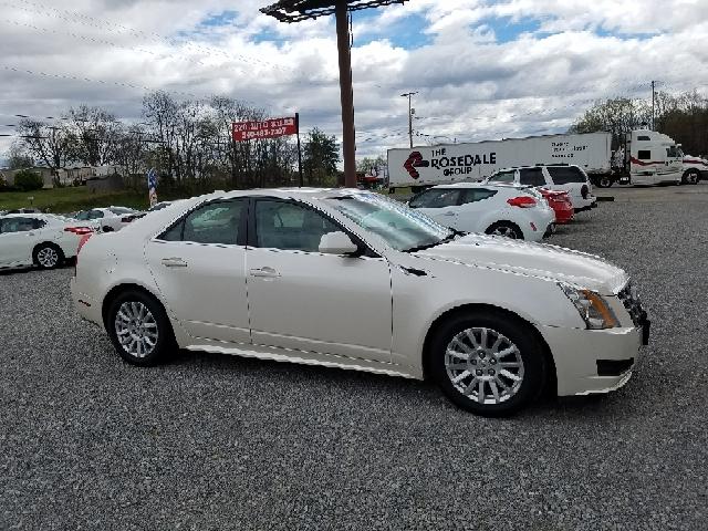 2012 Cadillac CTS 3.0L Luxury 4dr Sedan - Rocky Mount VA