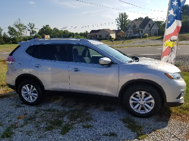 2014 Nissan Rogue AWD SV 4dr Crossover - Rocky Mount VA